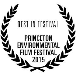 Princeton Environmental Film Festival - Best In Festival