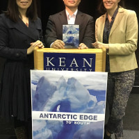 Dena speaks at Kean University