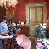 Filming Elettra