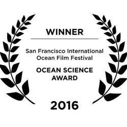 Ocean Science Award-2016